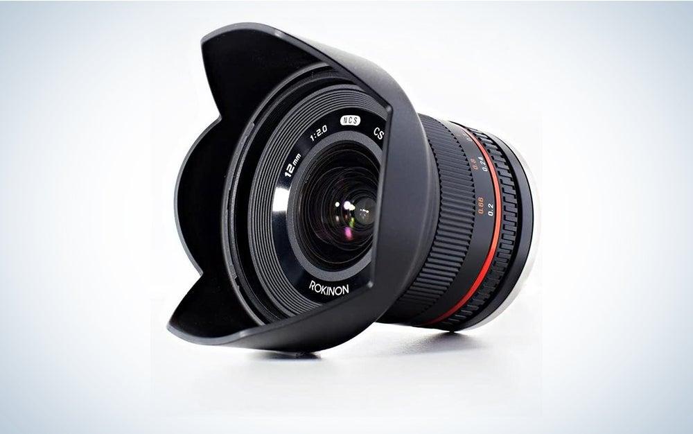 rokinon prime day deal lens