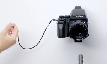 Camera shutter ASMR is like a massage for a photographer's brain