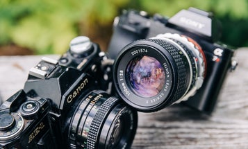 How to use vintage lenses on your mirrorless camera or DSLR