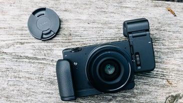 Sigma FP L mirrorless camera