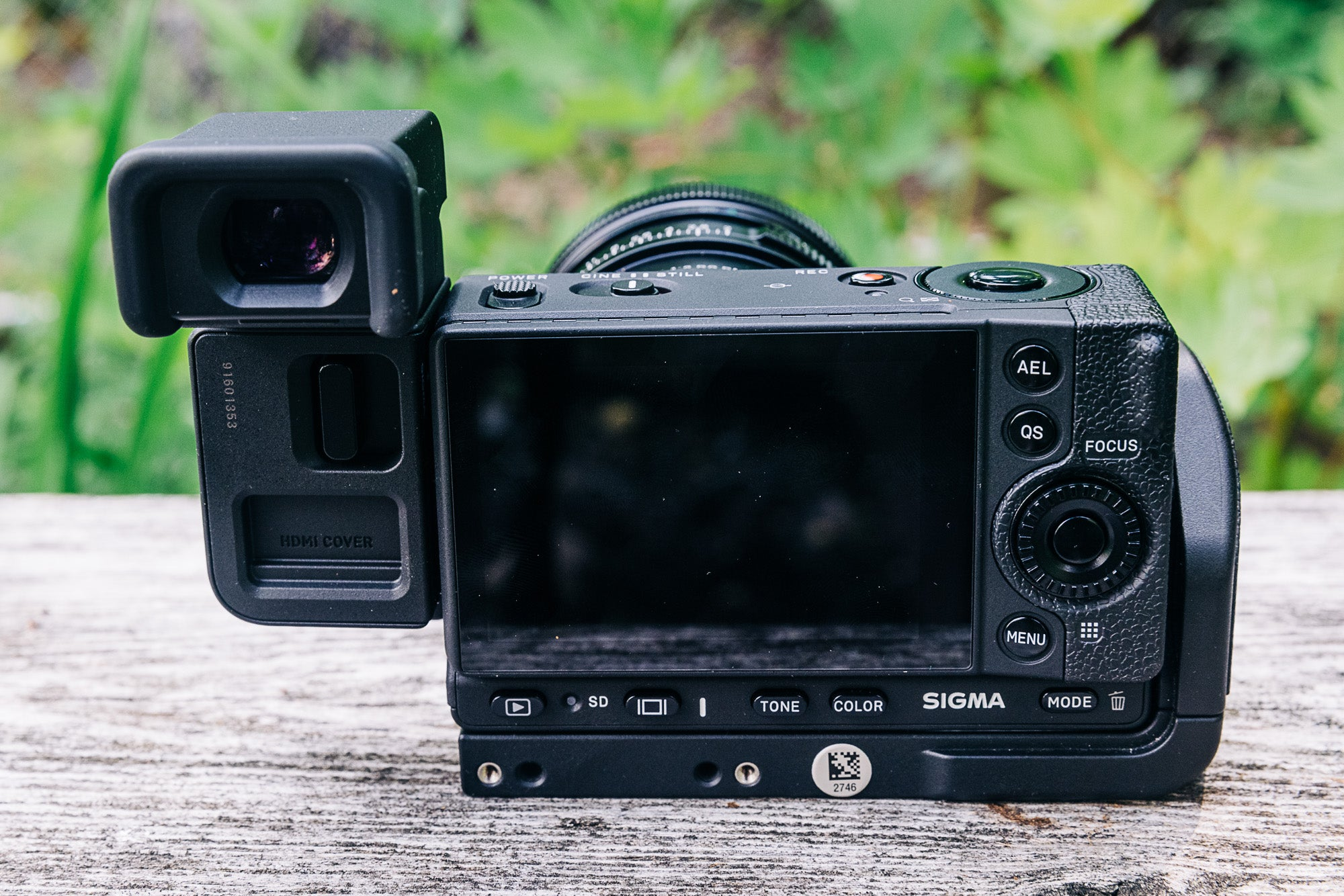 Sigma's FP L camera