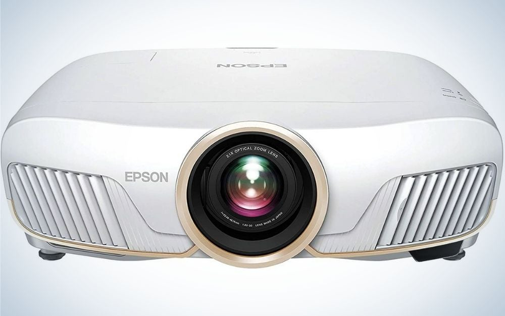 The Epson 5050UB is the best home-theater projector.
