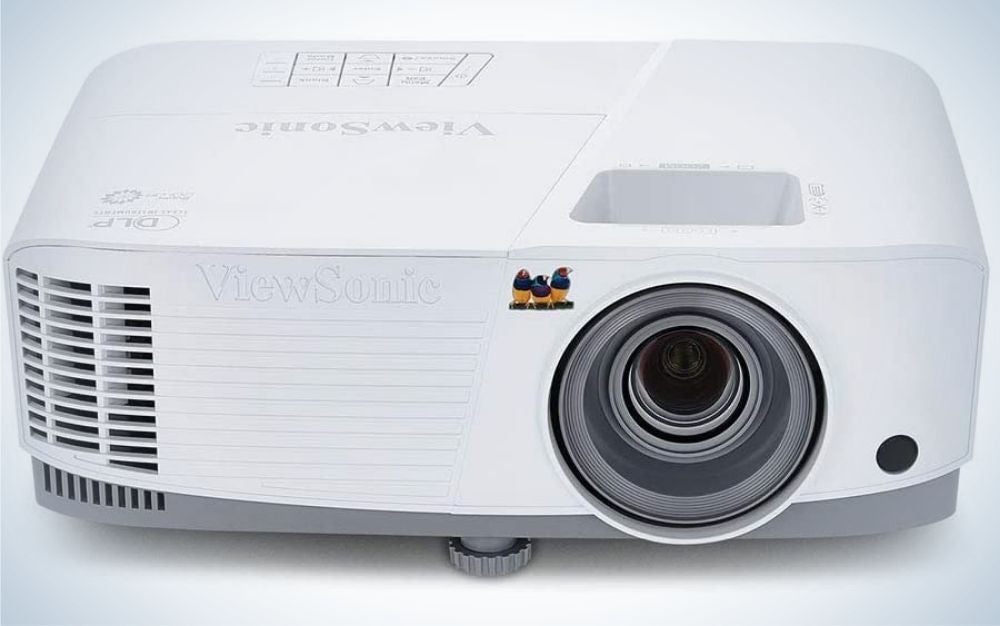The ViewSonic PA503S gets our vote for best office projector.