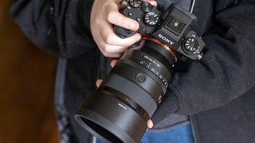 Sony A1 mirrorless camera