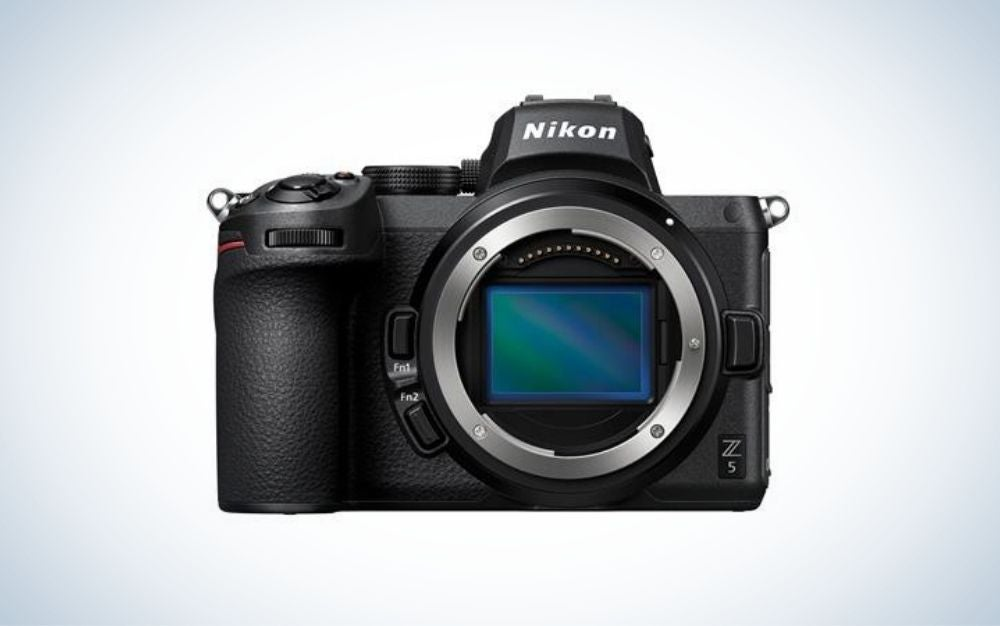 The best 4th of July sales are Nikon Z5 mirrorless cameras.