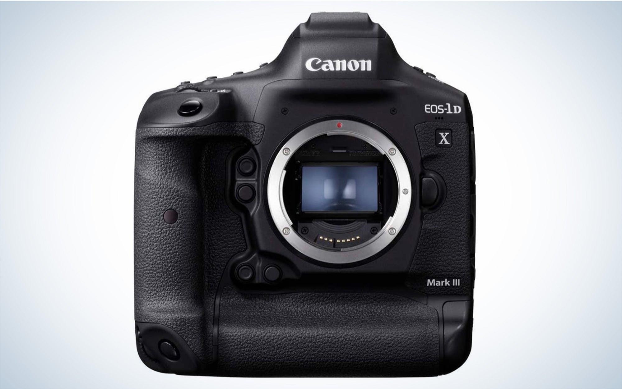 Canon 1D X Mark III