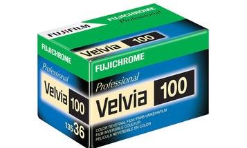 New US environmental regulations killed Fujifilm Velvia 100 slide film