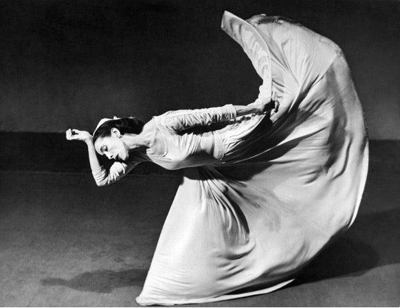 dancer-martha-graham