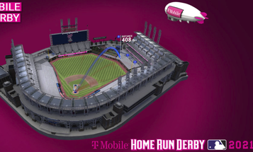 This year's Home Run Derby contestants will wear connected cameras during the competition