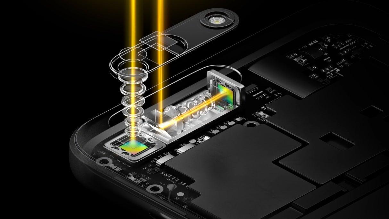 Oppo periscope camera