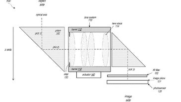 Apple's periscope camera patent