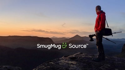The new SmugMug Source service stores your raw files online