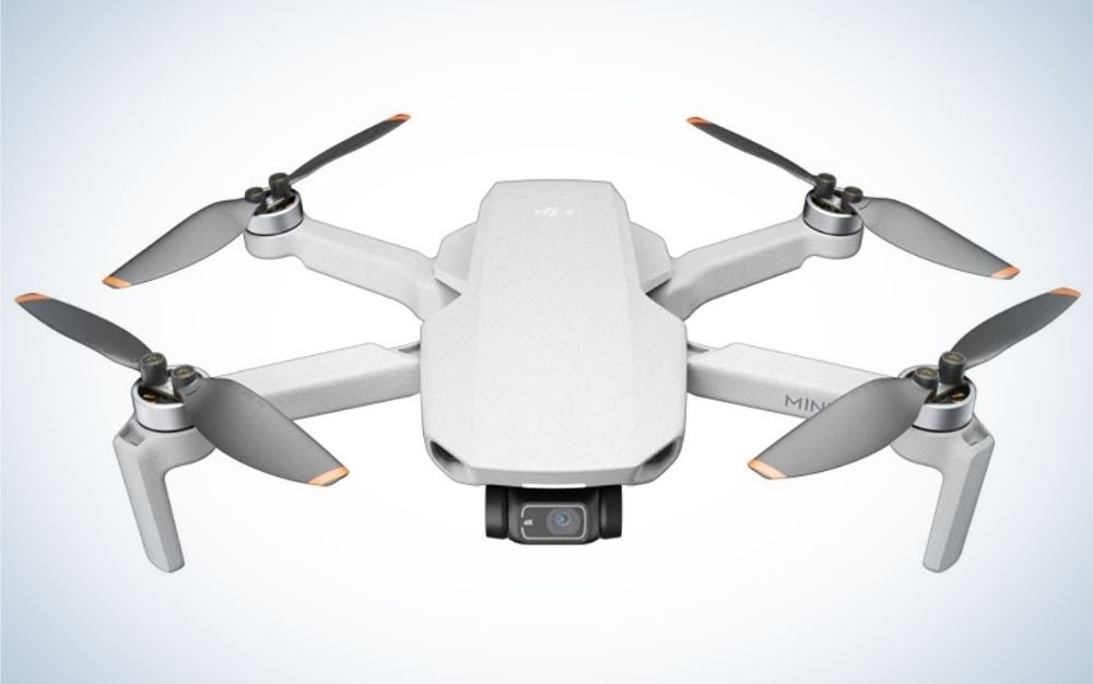 The DJI Mini 2 Drone is the best for most beginners.
