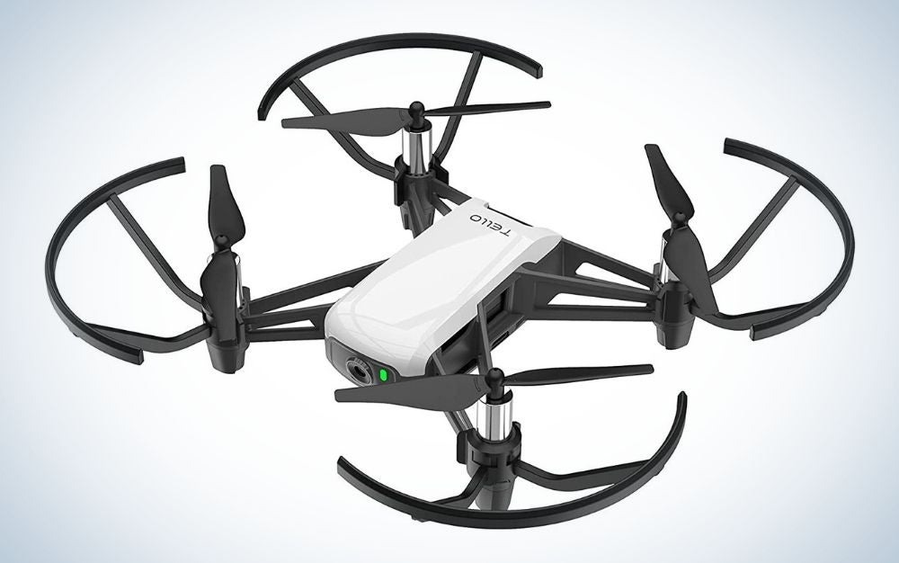 The Ryze Tech Tello is our pick for best drones for beginners on a budget.