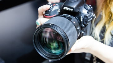 The best nikon lenses have lots of glass