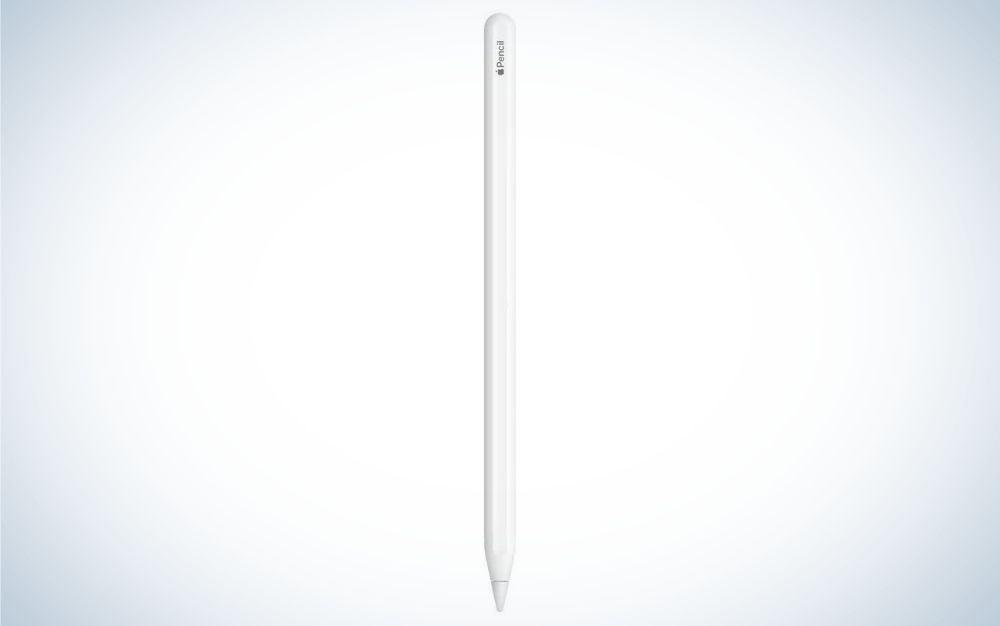 White, Apple stylus pencil for iPad