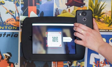 QR codes are a smart way to share your image library. Here's how to make your own.