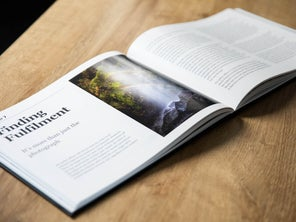 Watch this handy tutorial on how to make your own photobook