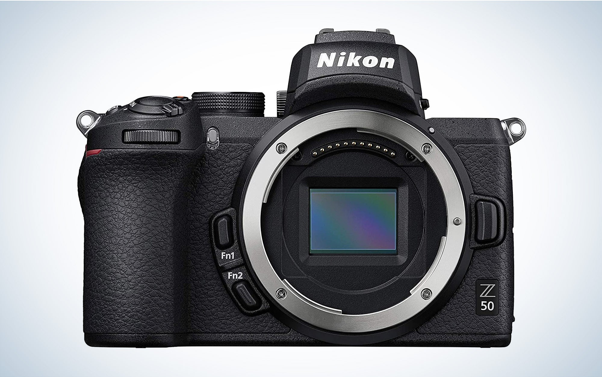Best mirrorless camera for beginners: Nikon Z 50