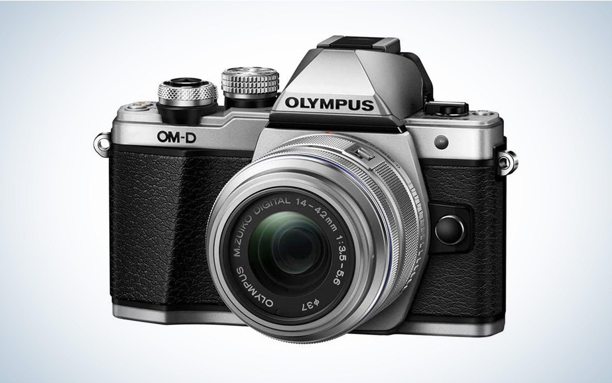 Best mirrorless camera for beginners: Olympus OM-D E-M10 Mark IV