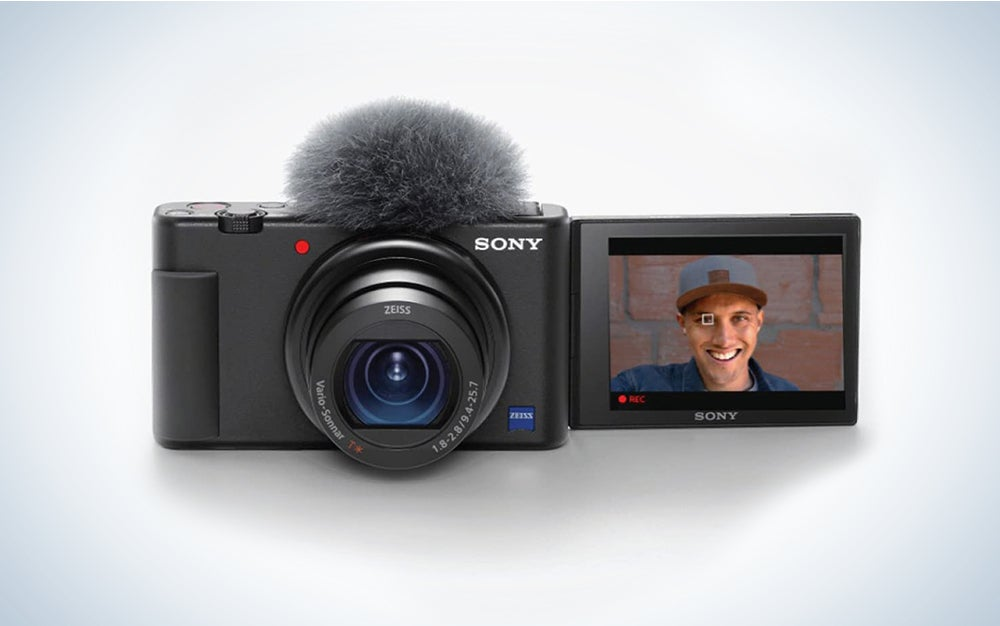 Sony zb-1 camera is the best Sony camera for aspiring content creators.