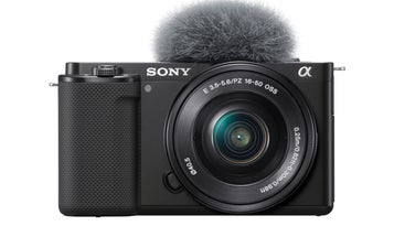 Sony ZV-E10: An interchangeable-lens camera for content creators