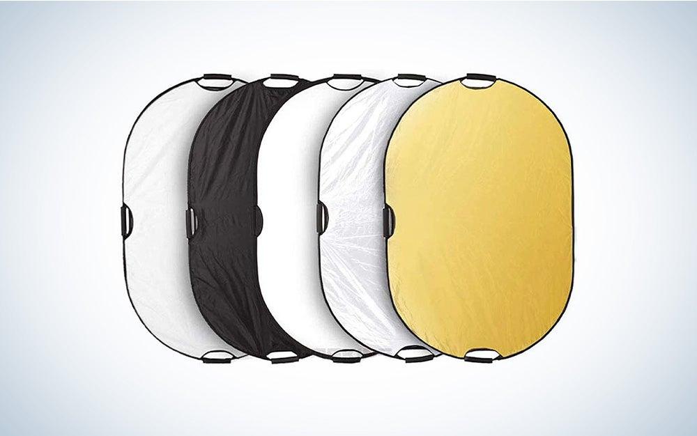 selens oval reflector