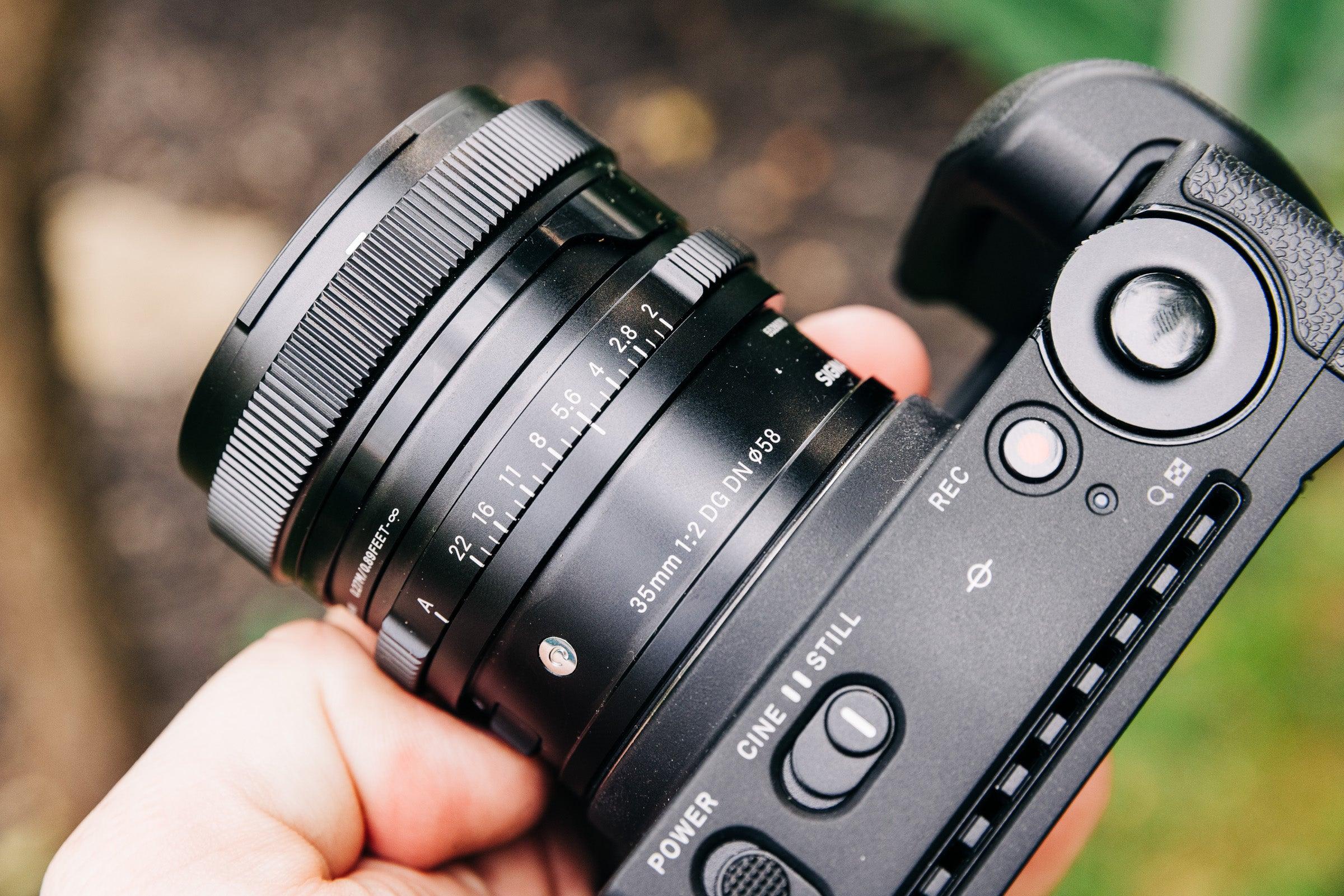 Sigma 35mm fSigma 35mm f/2 lens review /2 lens review
