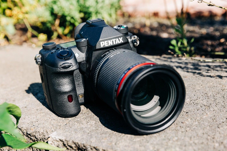 Pentax K-3 Mark III DSLR
