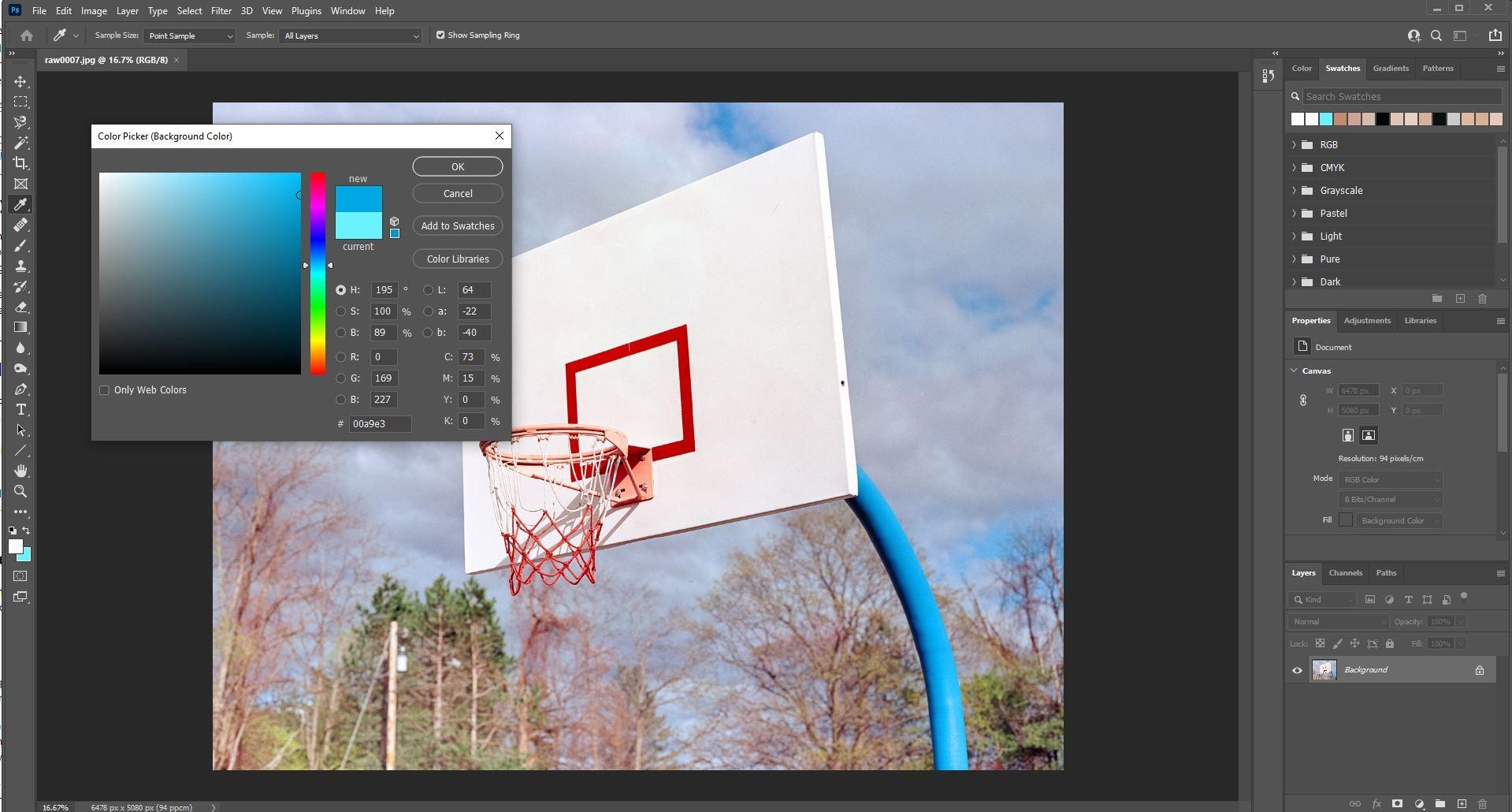 Best photo editor: Photoshop