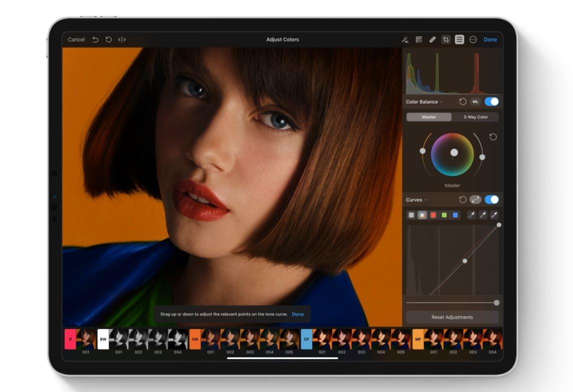 Best photo editor: Pixelmator Photo