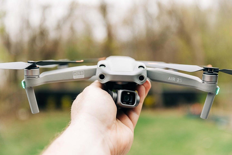 DjI Air 2S drone main
