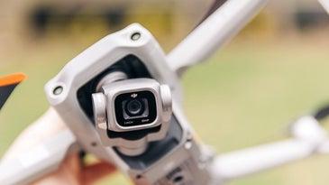DjI Air 2S drone camera