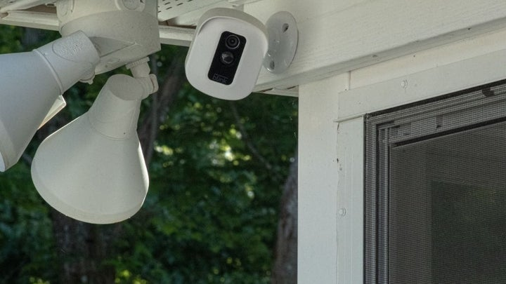 Keep a close eye on your home with the best outdoor security camera system.