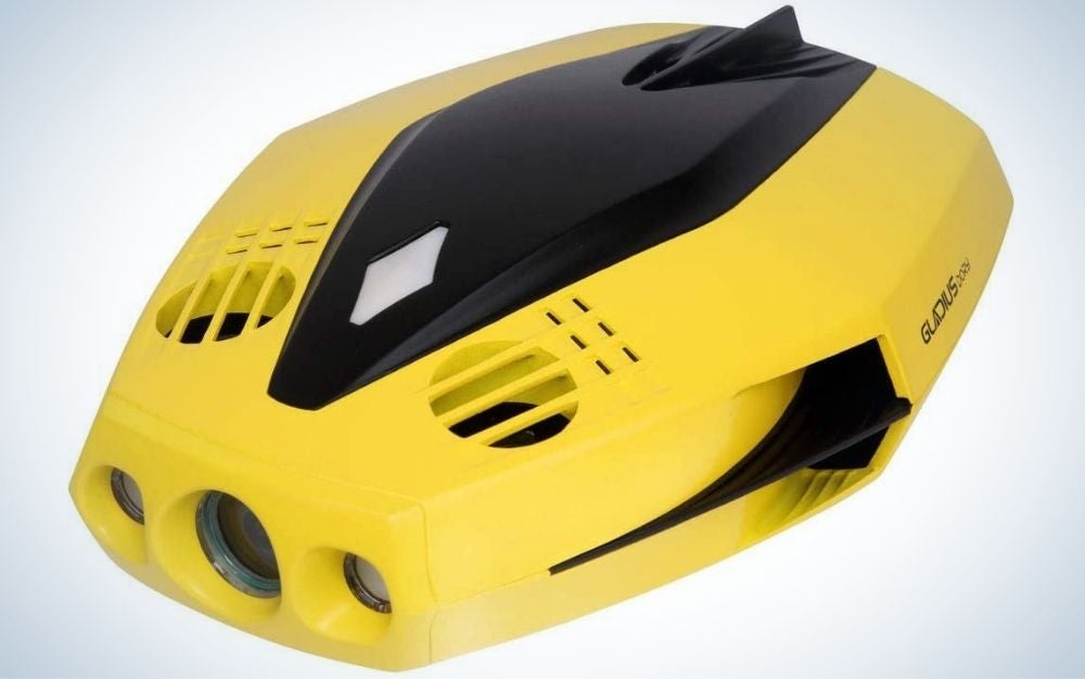 Chasing Dory is the best budget underwater drone.