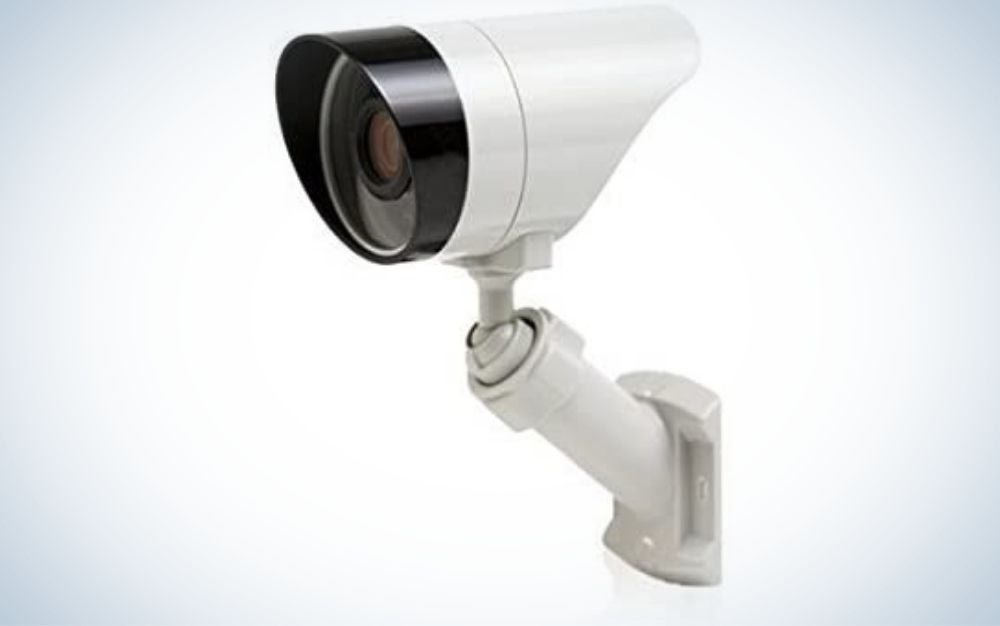 The Vivint Outdoor Wireless Wide-Angle Camera is the best for people who want professional surveillance.