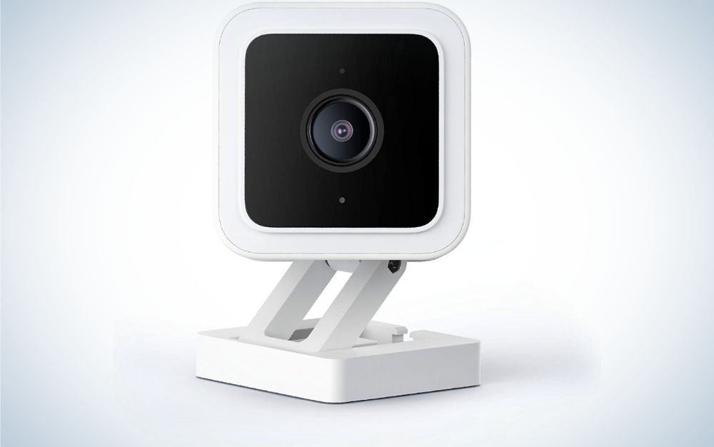 The Wyze Cam V3 is the best outdoor camera security system for people on a budget.
