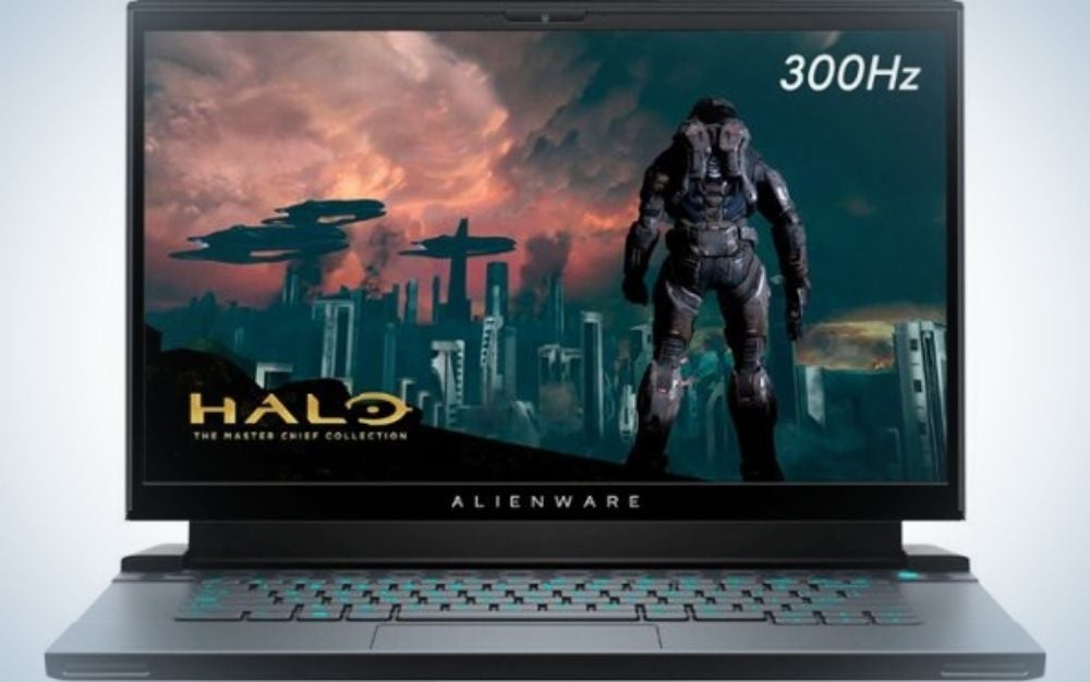 The Alienware M15 R4 is the best laptop for video editing.