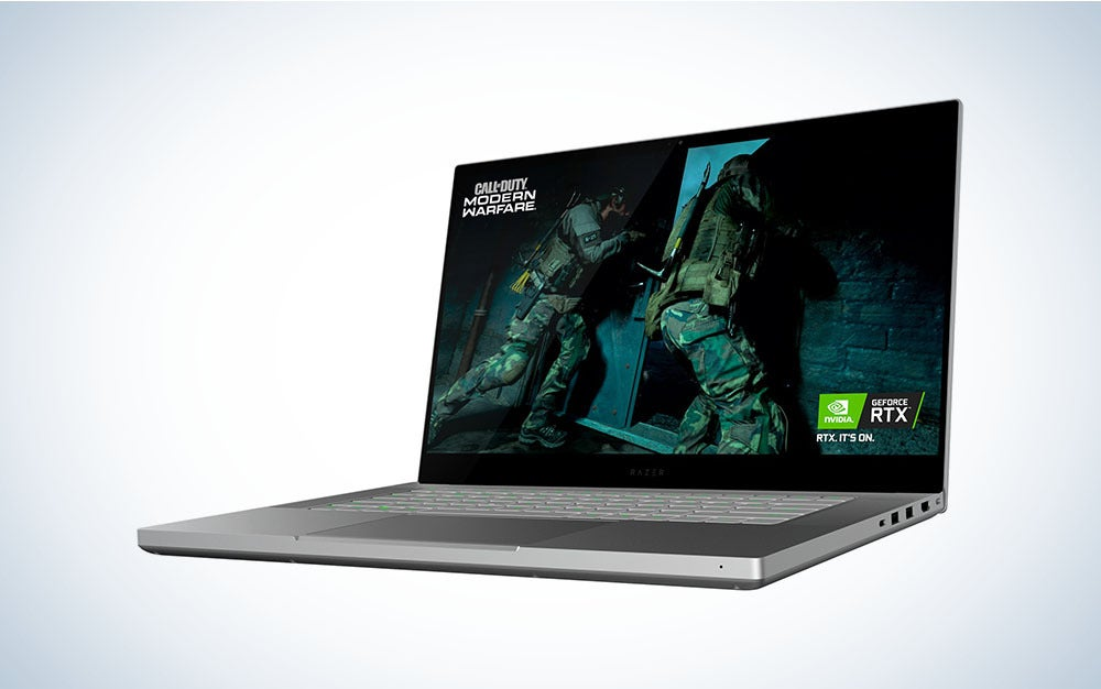 The Razer Blade 15 is the best laptop for video editing.