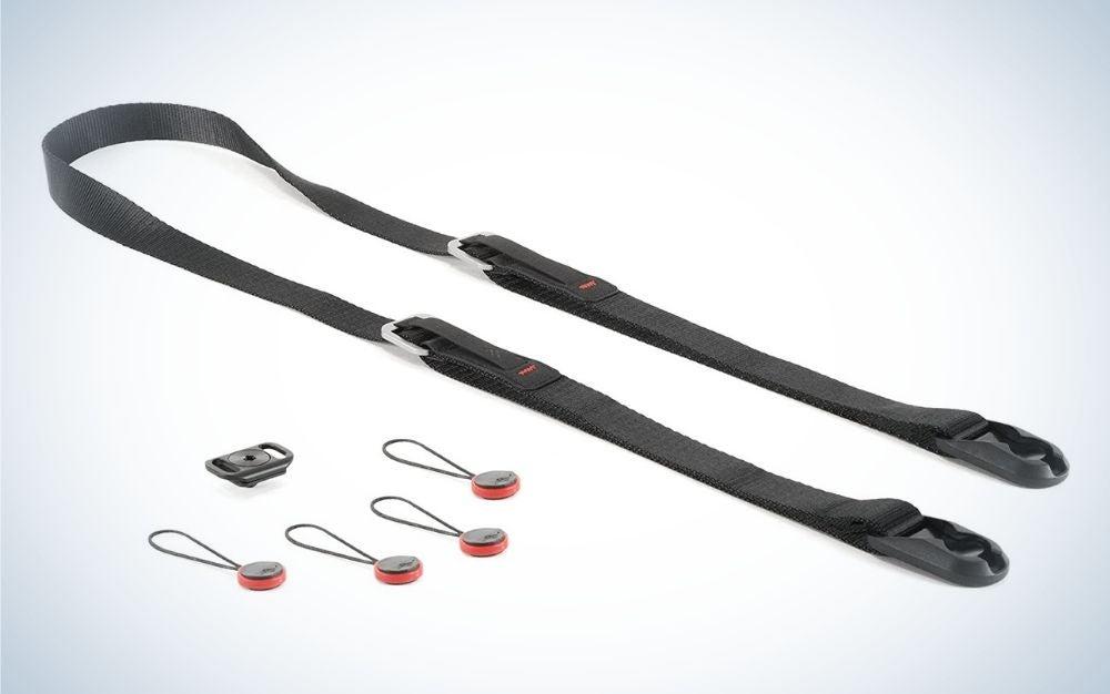 The Peak Design Leash Camera Strap is the best camera strap.