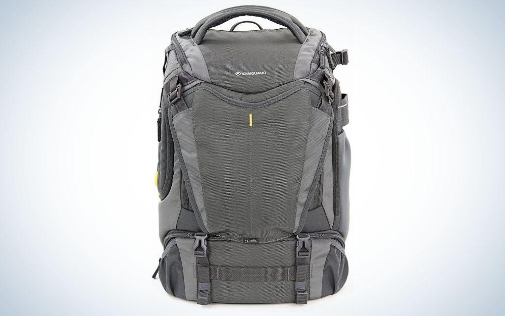 The Vanguard Alta Sky 51D is the best camera bag.