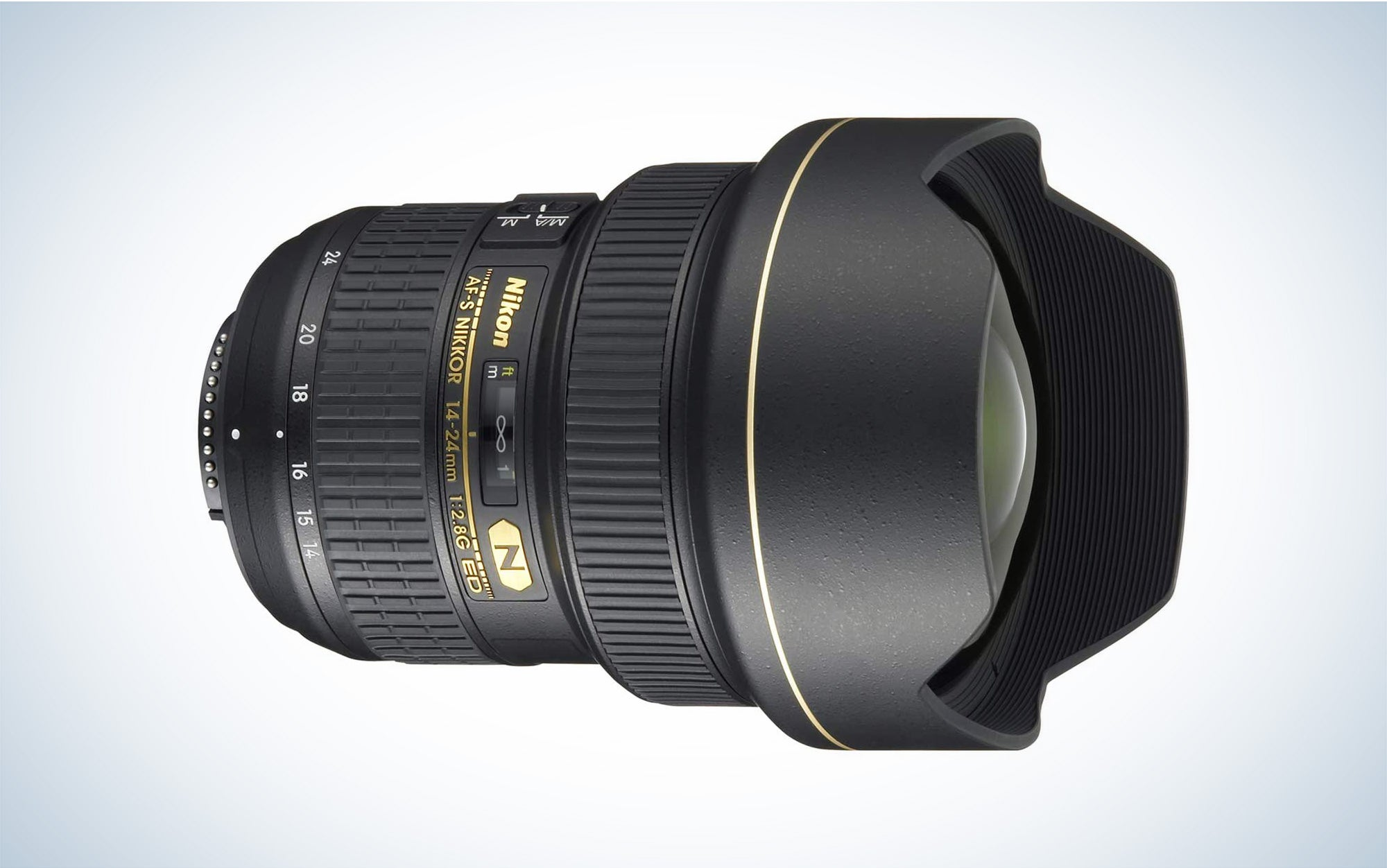 Nikon wide-angle zoom is the best wide angle lens.