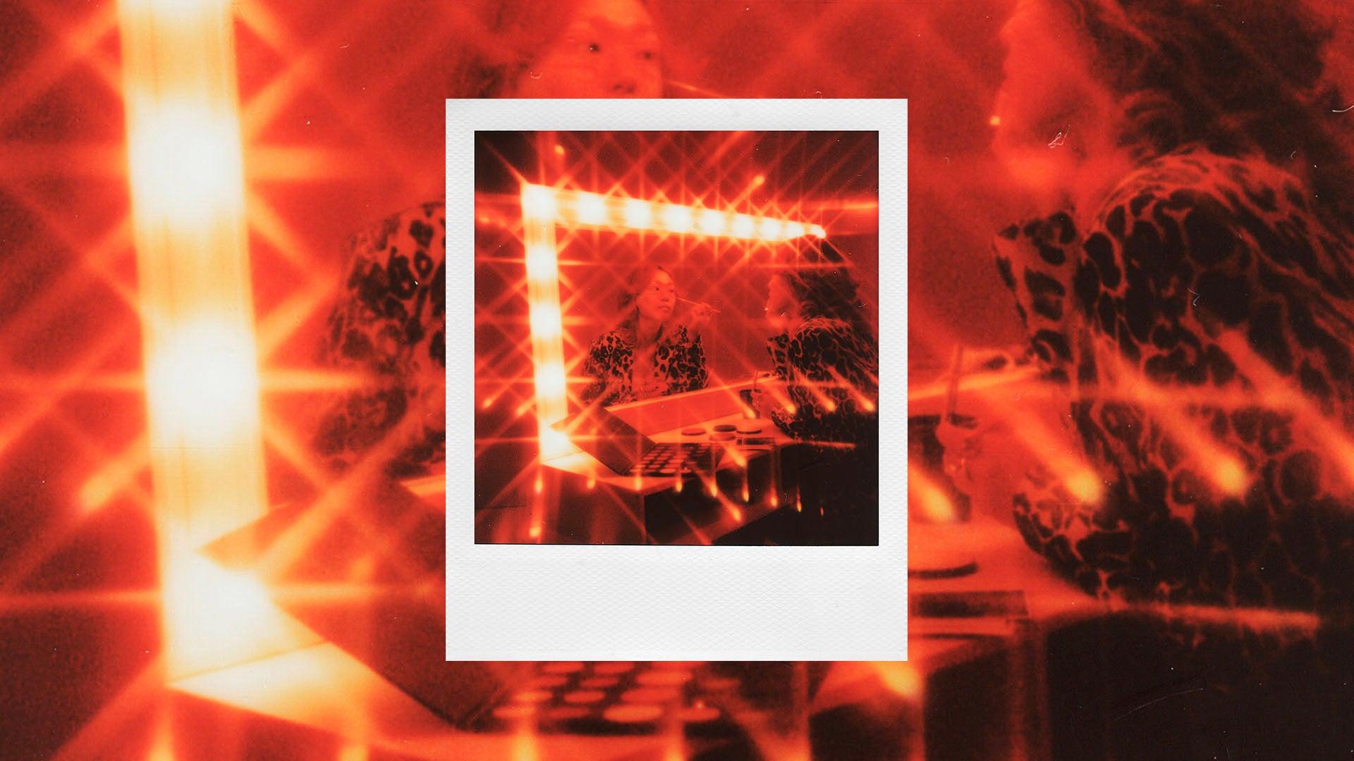 Polaroid Plus+ example