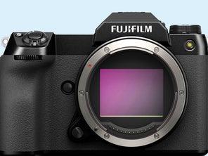Fujifilm GFX50S II: The most affordable medium-format mirrorless camera yet