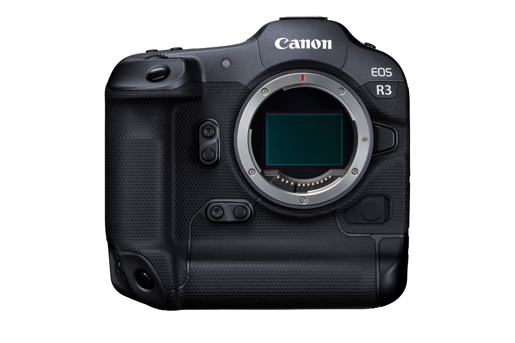 Canon EOS R3 mirrorless camera no lens