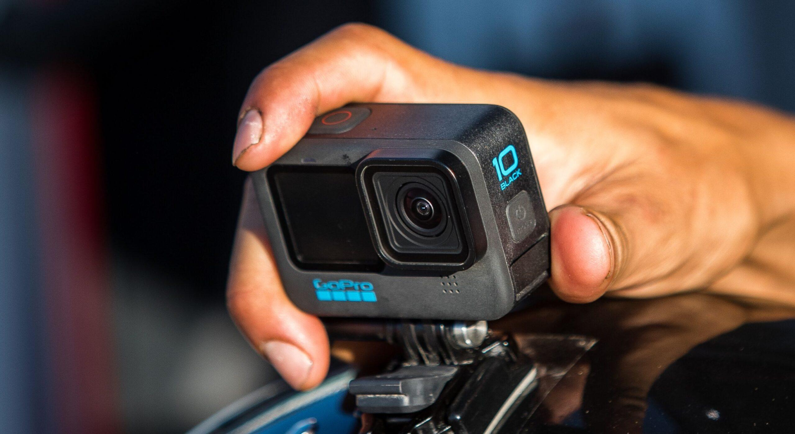 The new GoPro HERO10 Black