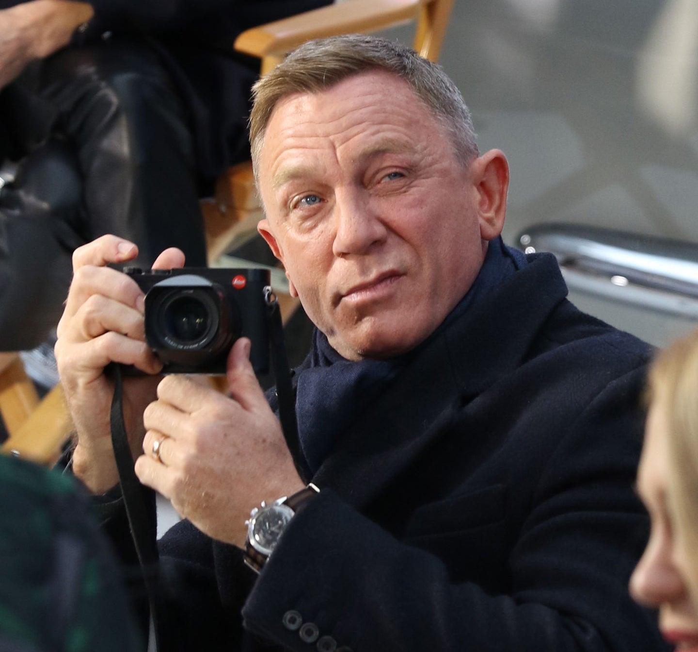 Daniel Caig and a Leica Q2