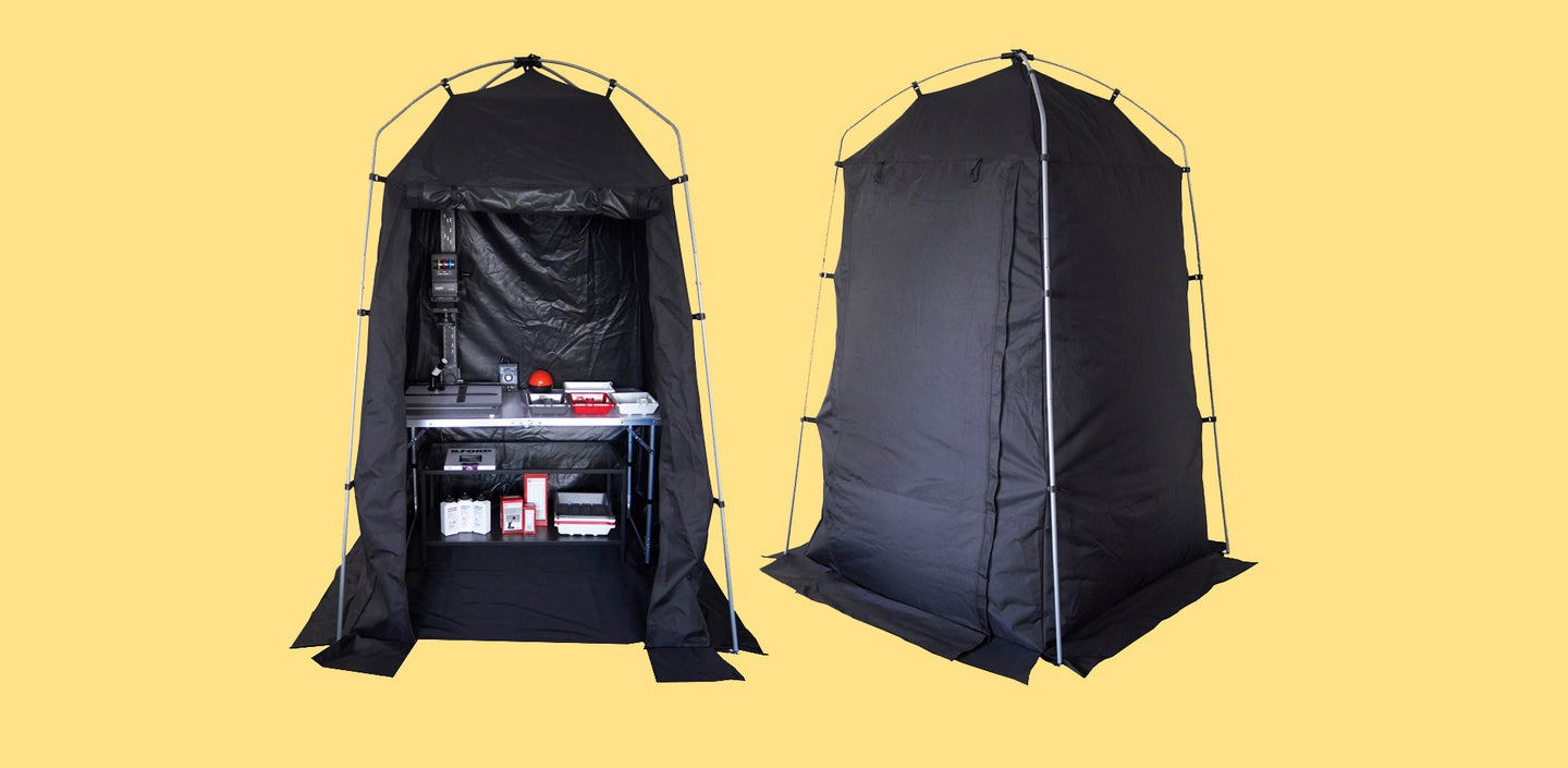 The Ilford Pop-Up Dakroom