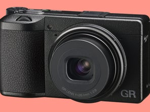 Ricoh's new GR IIIx is a pro-level point-and-shoot with a fixed 40mm lens