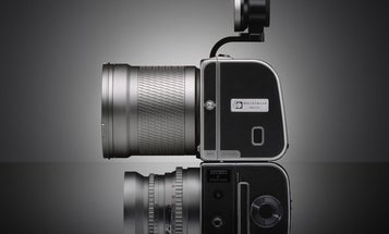 Hasselblad's 80th-anniversary camera is worth drooling over—but maybe not buying
